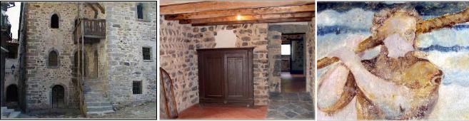 La casa di Arlecchino di San Giovanni Bianco - Valle Brembana